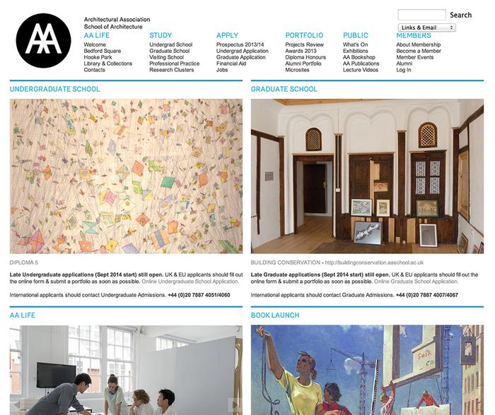 Architecture Association School of Architecture 1