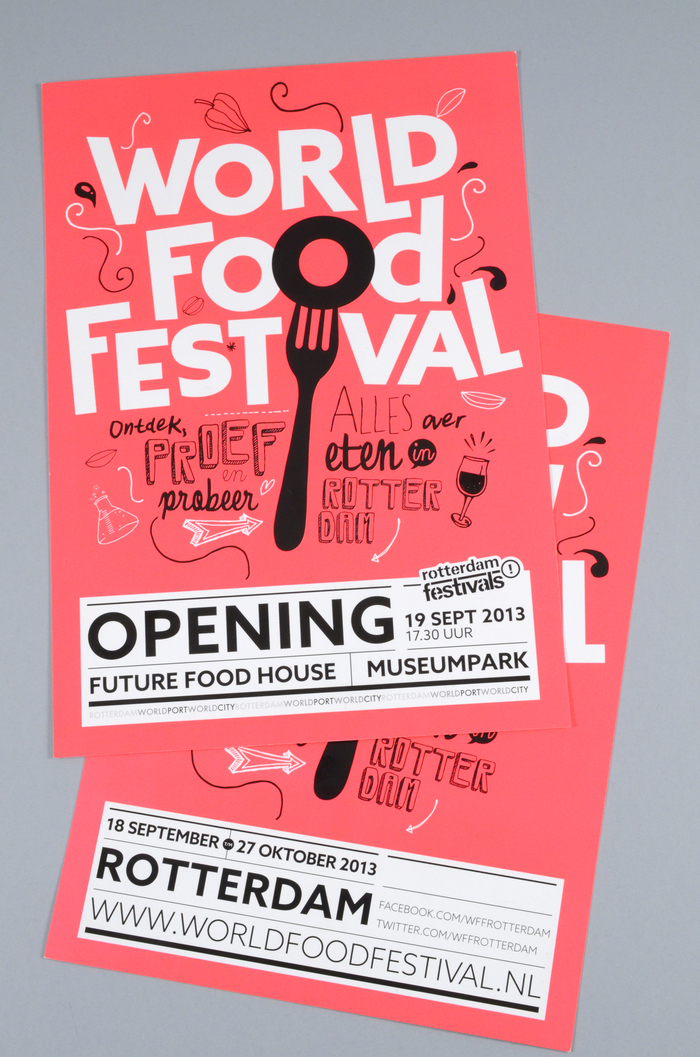 Rotterdam World Food Festival 1