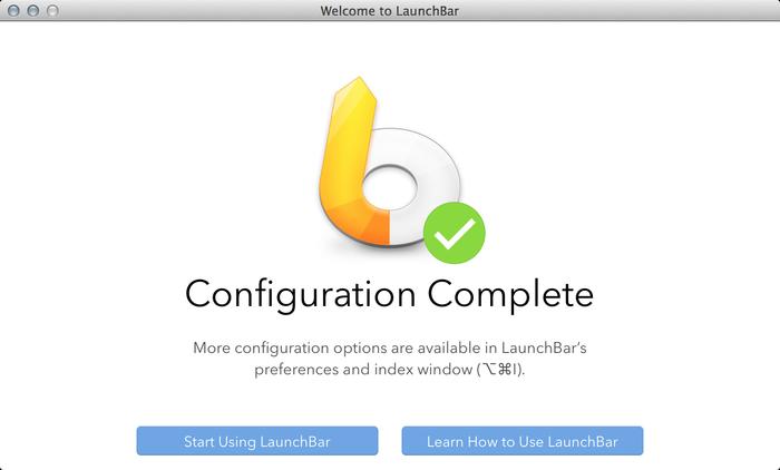 LaunchBar 6 3