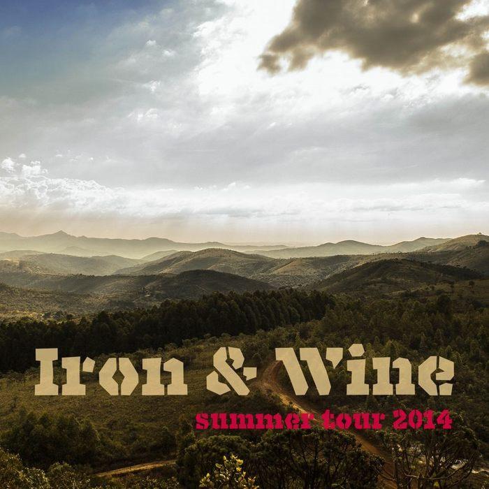Iron & Wine 2014 Tour 2