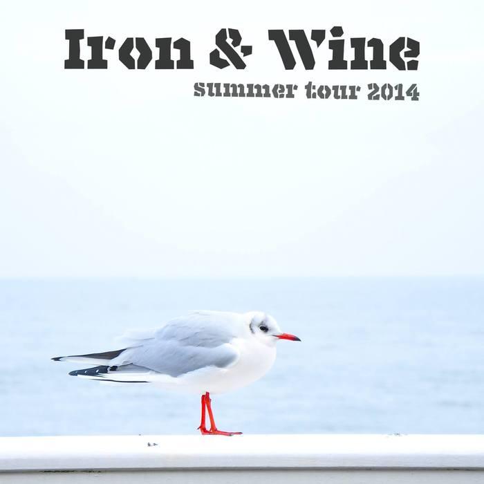 Iron & Wine 2014 Tour 3