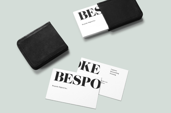 BESPOKE identity and website 4