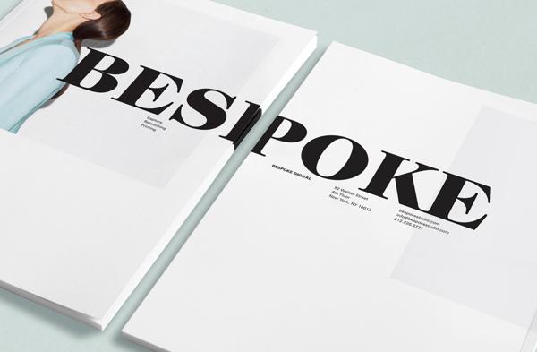 BESPOKE identity and website 5