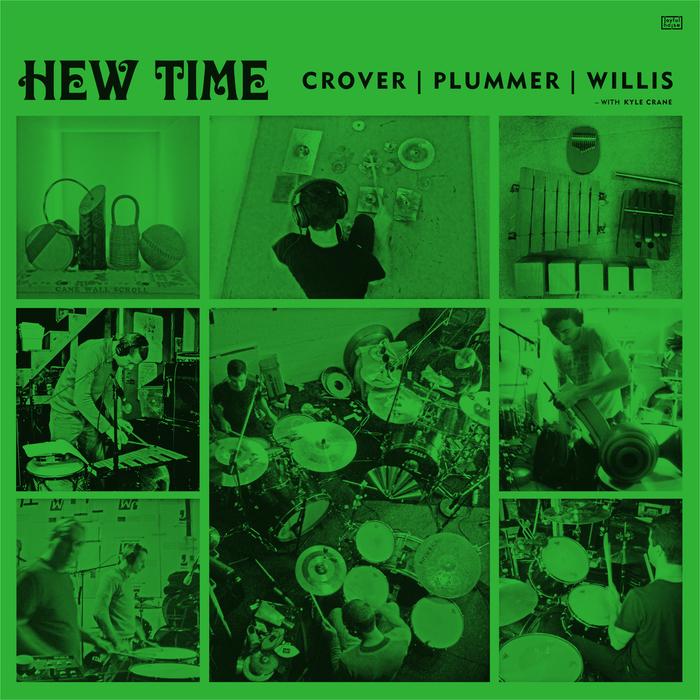 Hew Time album art