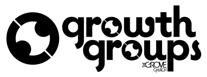 Growth Groups logo, The Grove Church