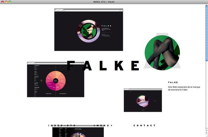 Index-Studio website 2