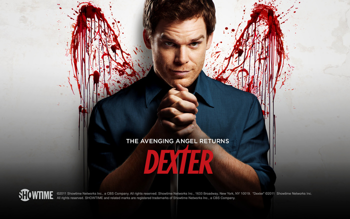 Dexter logo and titles 3