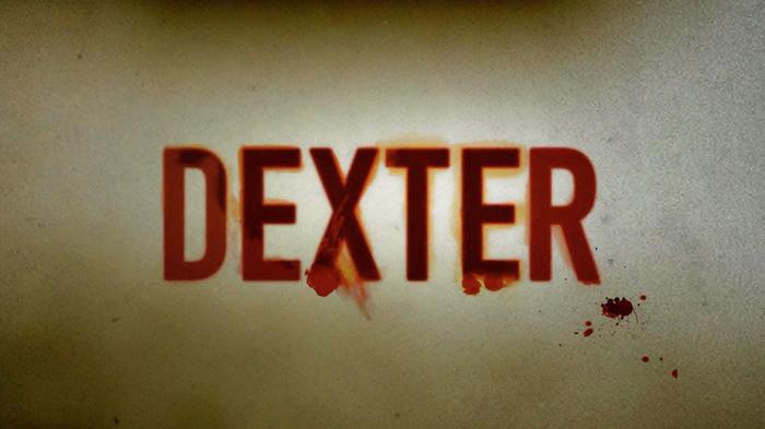 Dexter logo and titles 11