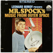 <cite>Mr. Spock's Music From Outer Space</cite>