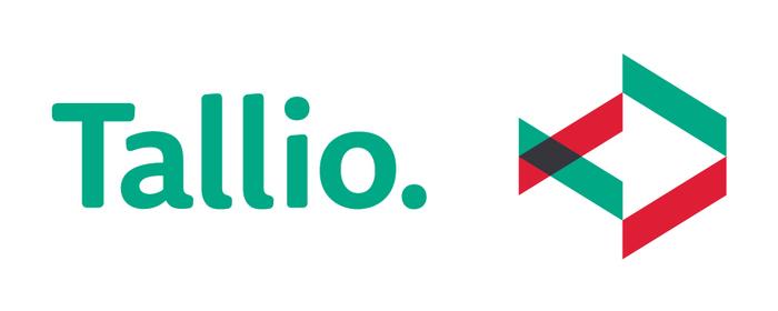 Tallio Logotype and Mark