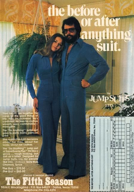 The Fifth Season / Jump Suits, Ltd. ads 2