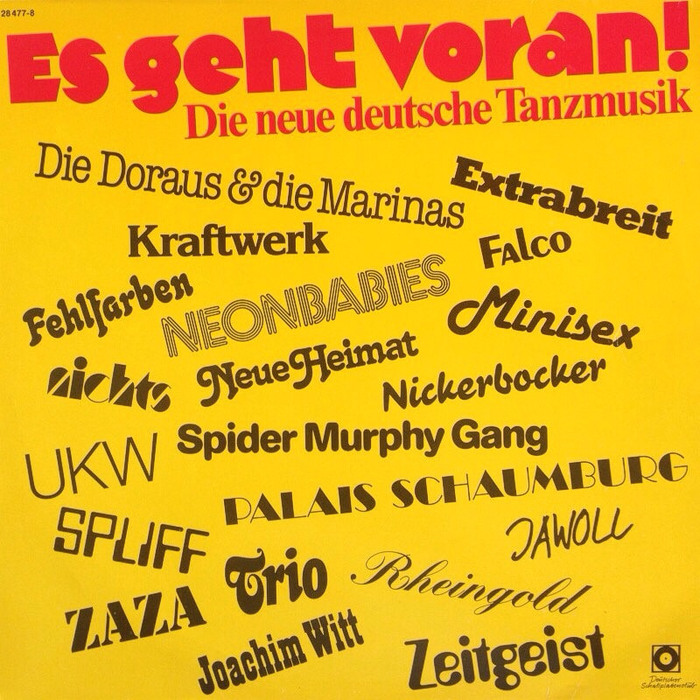 Es geht voran! Die neue deutsche Tanzmusik