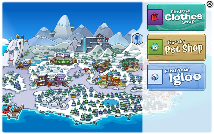 Club Penguin (2005–14) 1