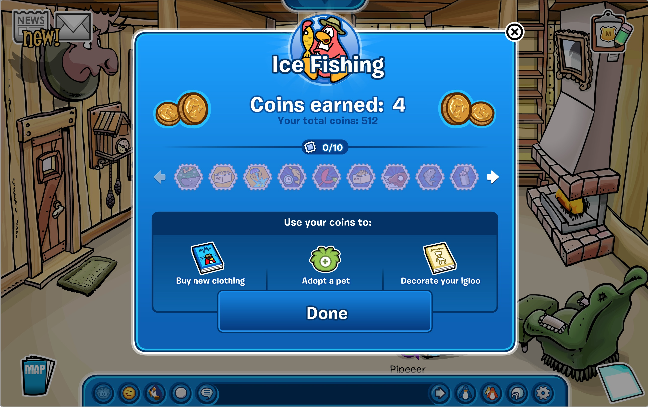 Club Penguin (2005–14) - Fonts In Use