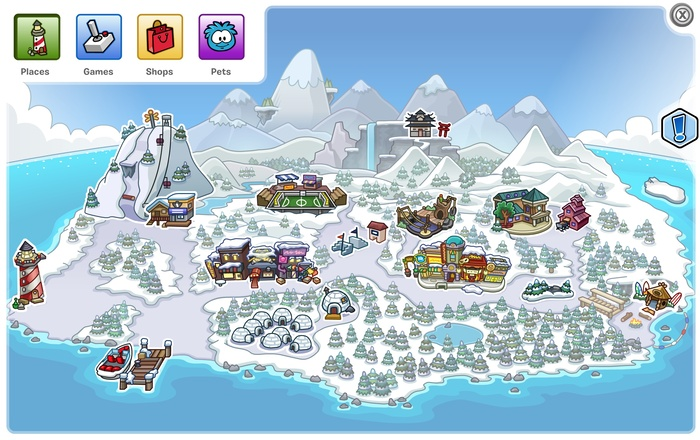 Club Penguin (2005–14) 7