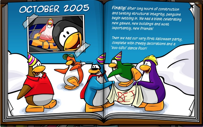 Club Penguin (2005–14) 9