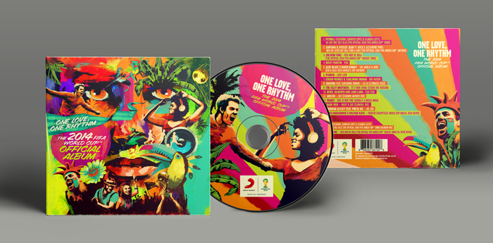 One Love, One Rhythm – The 2014 FIFA World Cup Official Album 2