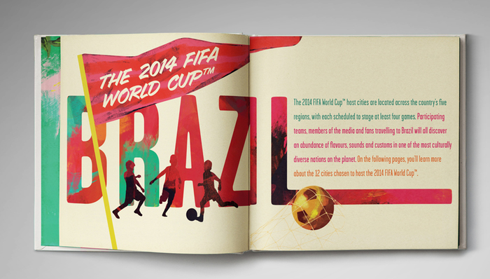 One Love, One Rhythm – The 2014 FIFA World Cup Official Album 4