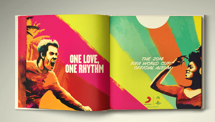 One Love, One Rhythm – The 2014 FIFA World Cup Official Album 6