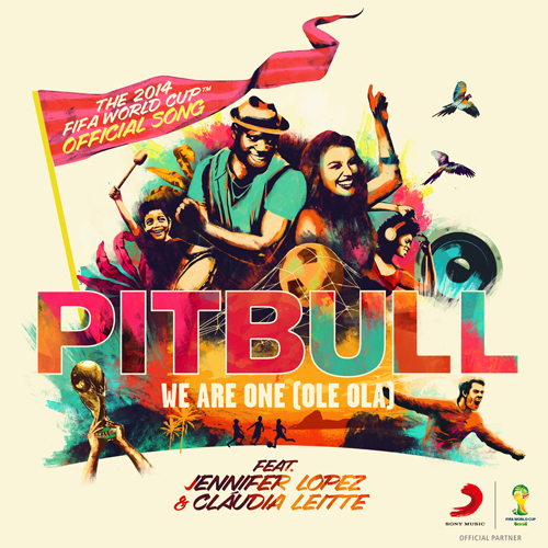 One Love, One Rhythm – The 2014 FIFA World Cup Official Album 7