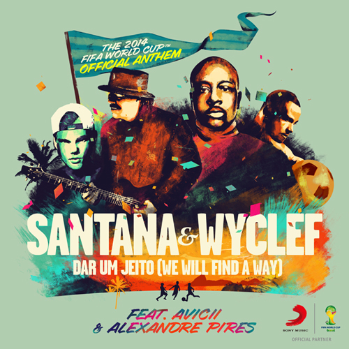 One Love, One Rhythm – The 2014 FIFA World Cup Official Album 8