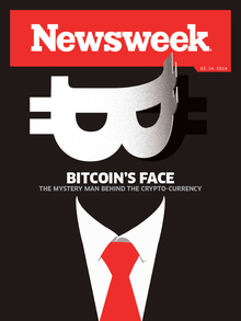 <cite>Newsweek</cite> covers, Mar–May 2014 (return to print)