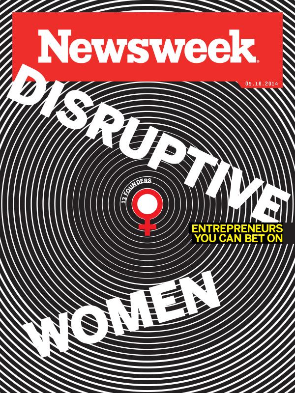 Newsweek covers, Mar–May 2014 (return to print) 2
