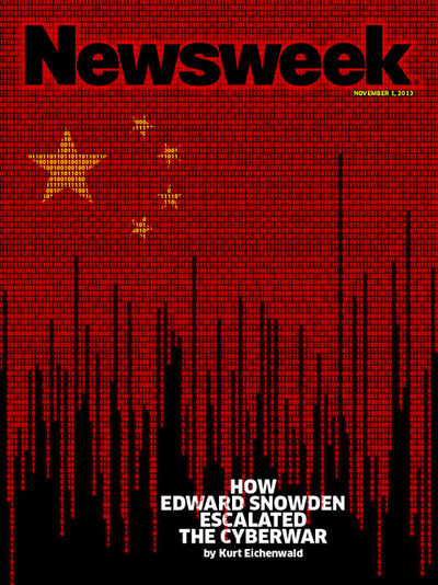 Newsweek covers, Oct 2013–Feb 2014 2