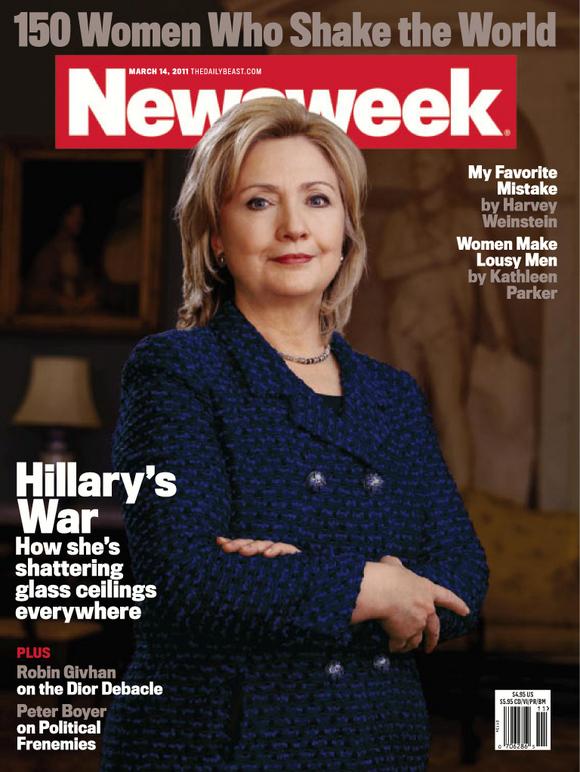 Newsweek redesign, Mar 2011 2