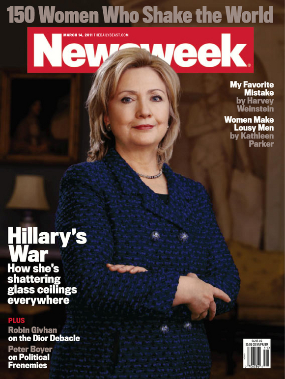 Newsweek redesign, Mar 2011 2