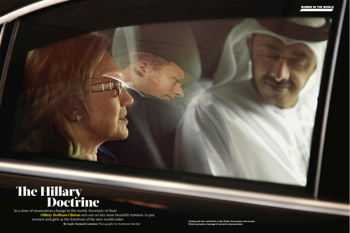 Newsweek redesign, Mar 2011 6