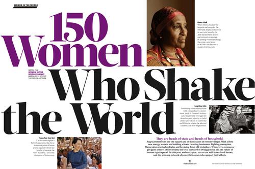 Newsweek redesign, Mar 2011 5