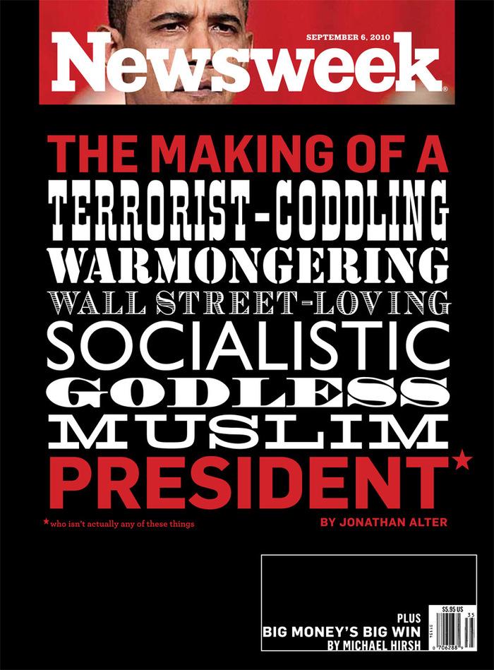 Newsweek, Sept 2010