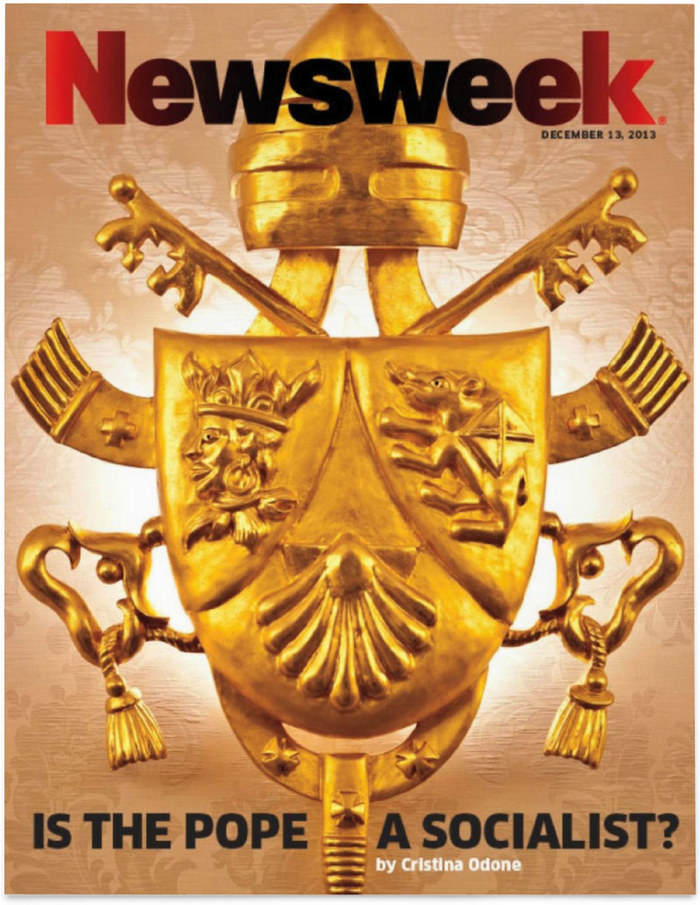 Newsweek covers, Oct 2013–Feb 2014 6