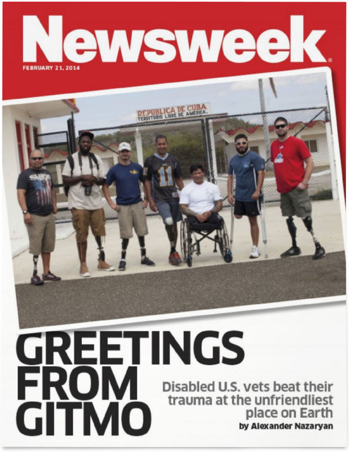 Newsweek covers, Oct 2013–Feb 2014 13