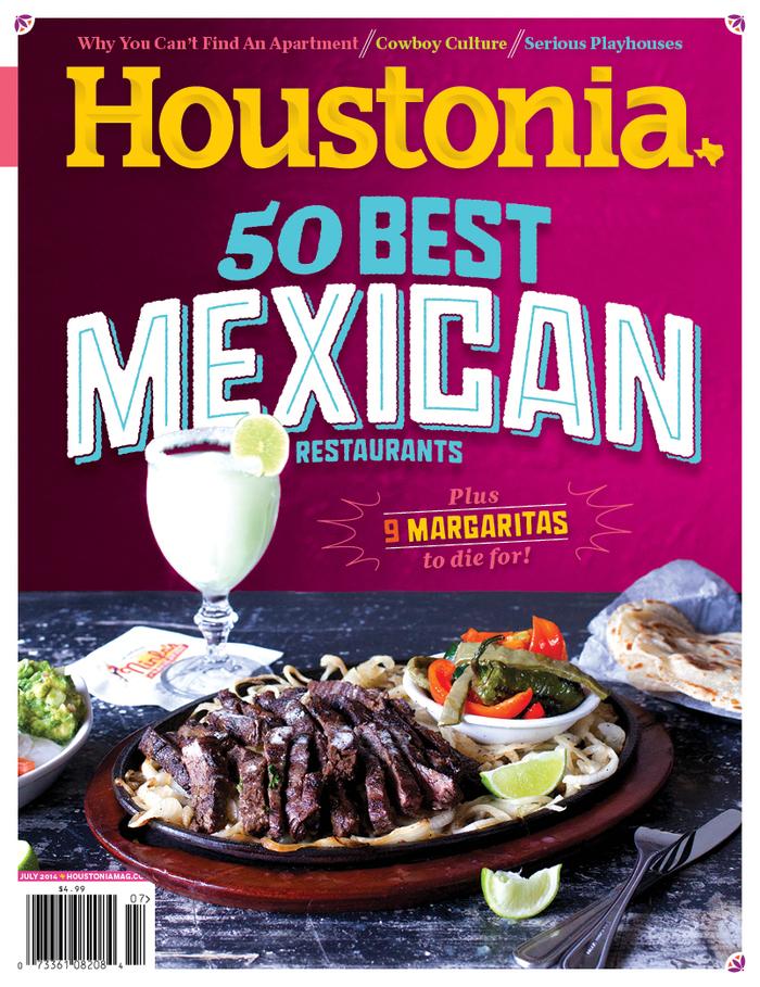 Houstonia magazing