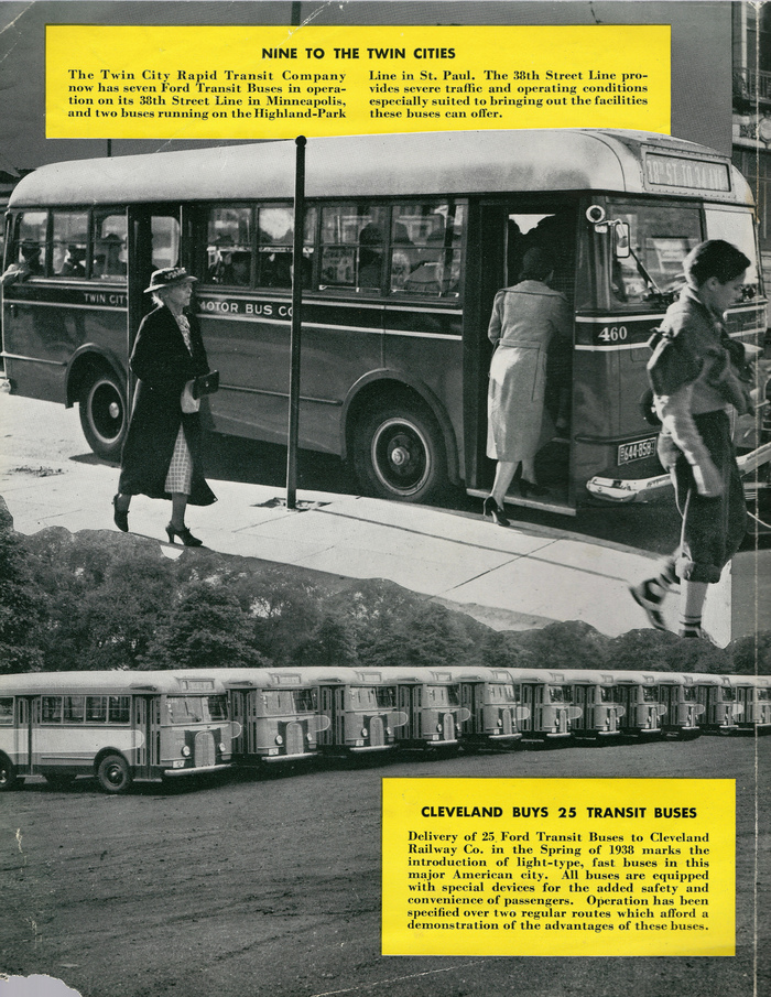 Ford Transit Buses brochure 2