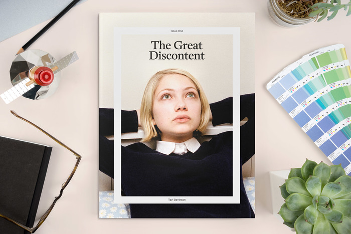 The Great Discontent, Issue One 1