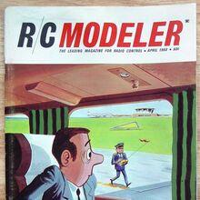 <cite>R/C Modeler</cite> magazine, Apr 1968