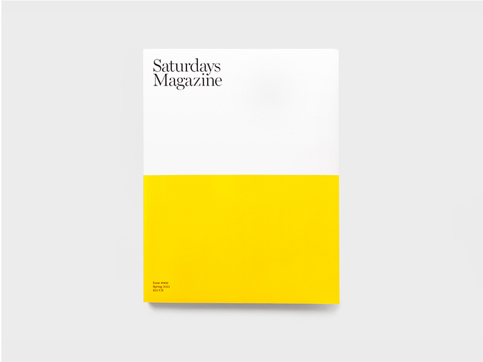 Saturdays magazine 4