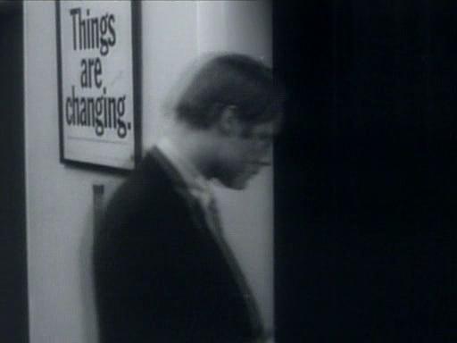 Still from the film Putney Swope, 1969.