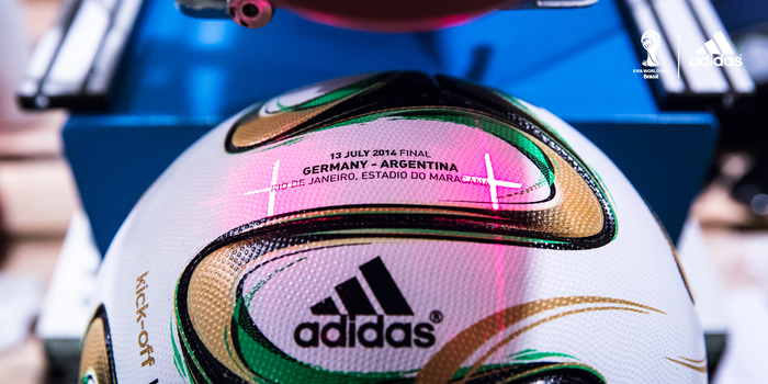 Official Ball of the FIFA World Cup Brazil 2014 Final 1