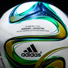 Official Ball of the FIFA World Cup Brazil 2014 Final