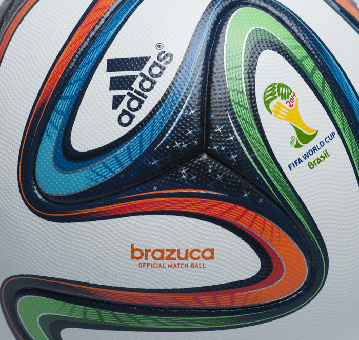 Official Ball of the FIFA World Cup Brazil 2014 Final 4