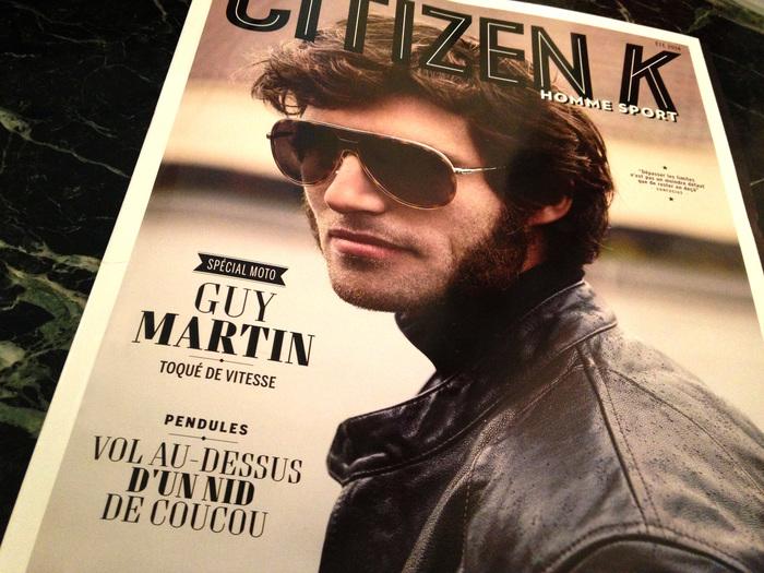 Citizen K, Summer 2014 2