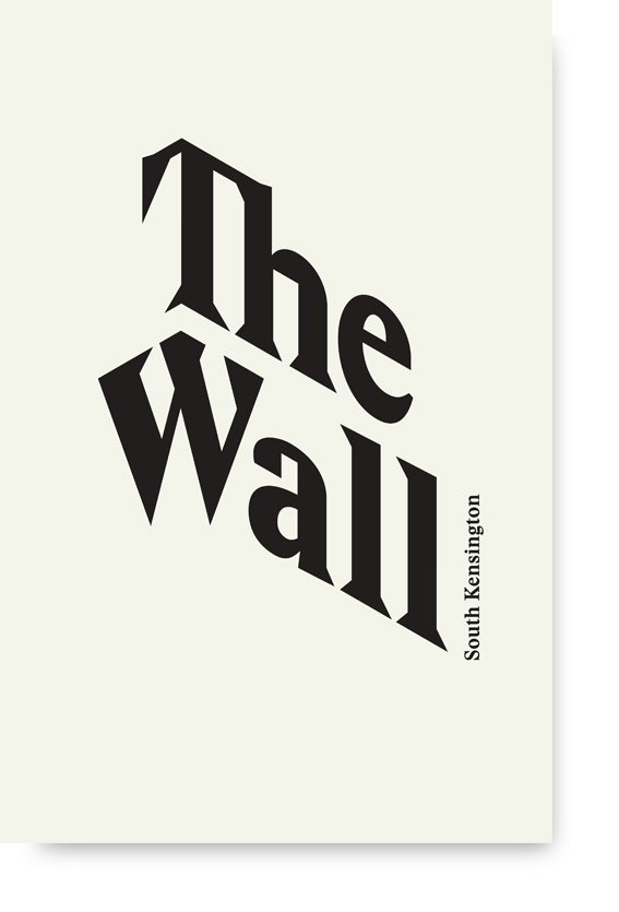 The Wall, South Kensington 7