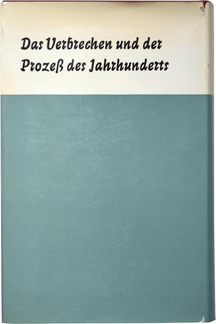 Zwang by Meyer Levin, G.B.Fischer 6