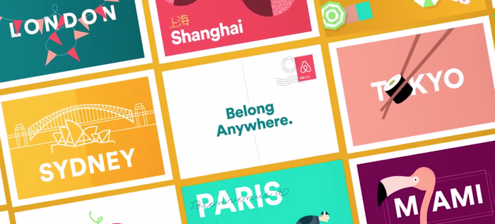 Airbnb identity, website, app (2014 redesign) 5