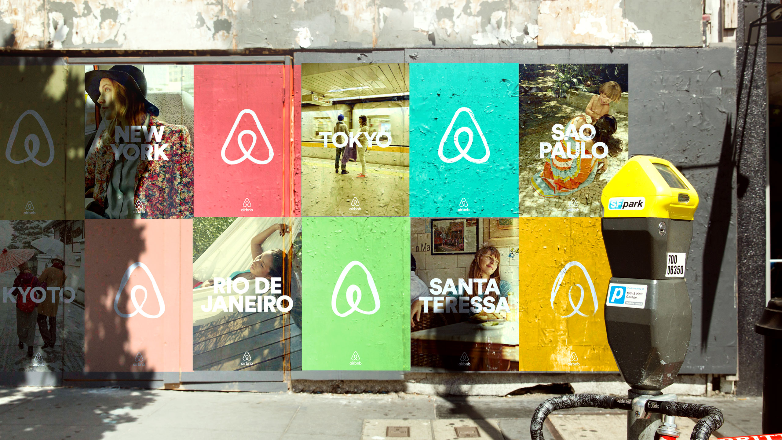 Airbnb identity, website, app (2014 redesign) - Fonts In Use