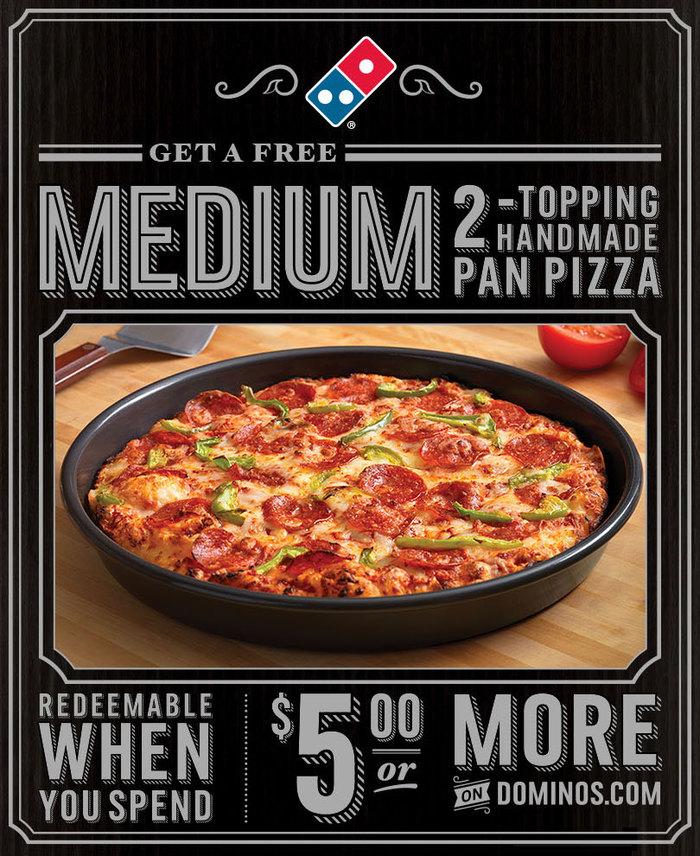 Domino's Pizza 4